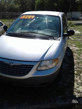 2002 Chrysler Voyager for sale in Belleview, FL