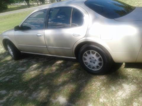 1998 Nissan Maxima for sale in Belleview, FL