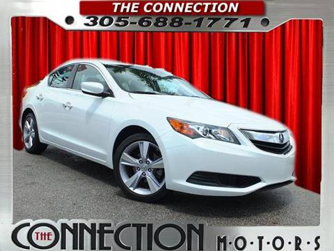 2014 Acura ILX for sale in Hialeah, FL