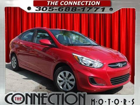 2016 Hyundai Accent for sale in Hialeah, FL