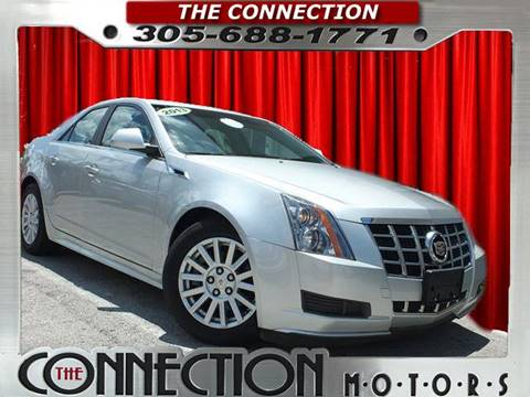 2013 Cadillac CTS for sale in Hialeah, FL