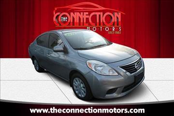 2012 Nissan Versa for sale in Hialeah, FL
