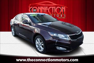 2013 Kia Optima for sale in Hialeah, FL