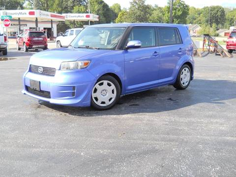 2010 Scion xB for sale at BARKER AUTO EXCHANGE in Spencer IN