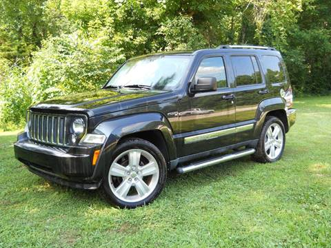2012 Jeep Liberty for sale in Spencer, IN