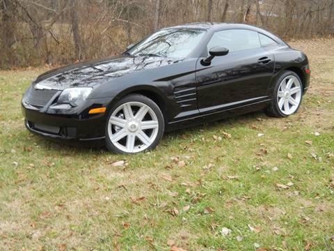 2006 Chrysler Crossfire for sale in Spencer, IN