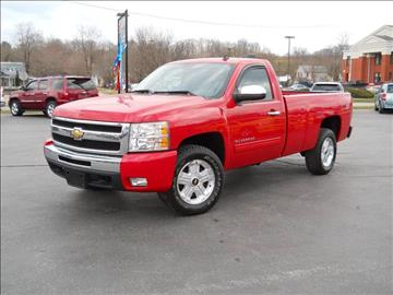 2010 Chevrolet Silverado 1500 for sale at BARKER AUTO EXCHANGE in Spencer IN