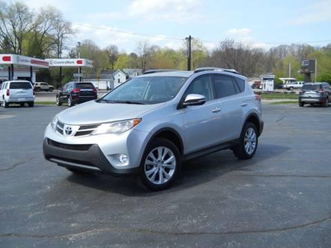 2013 Toyota RAV4 for sale in Spencer, IN