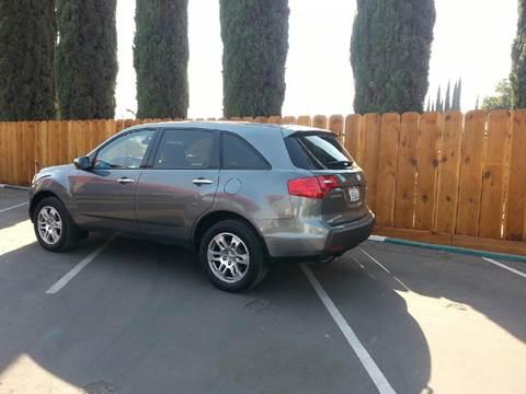 2008 Acura MDX for sale in Turlock, CA