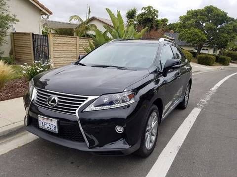 2015 Lexus RX 350 for sale at Iconic Coach in San Diego CA