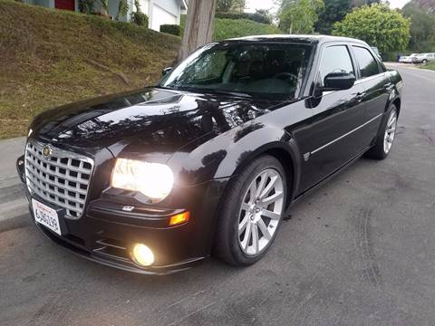 2007 Chrysler 300 for sale at Iconic Coach in San Diego CA
