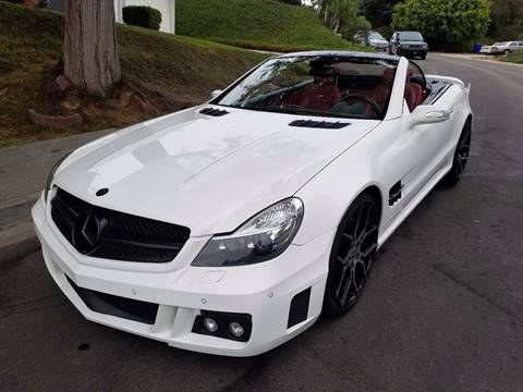 2005 Mercedes-Benz SL-Class for sale at Iconic Coach in San Diego CA