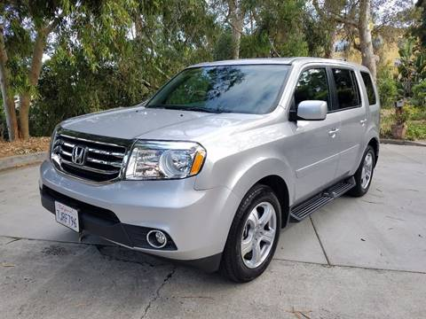 2015 Honda Pilot for sale at Iconic Coach in San Diego CA