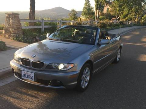 2006 BMW 3 Series for sale at Iconic Coach in San Diego CA