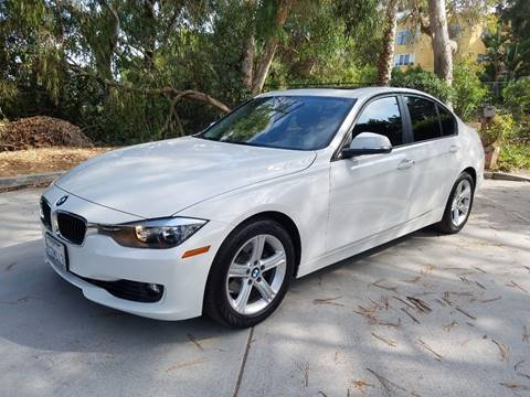 2014 BMW 3 Series for sale at Iconic Coach in San Diego CA