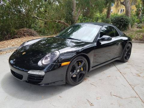 2009 Porsche 911 for sale at Iconic Coach in San Diego CA