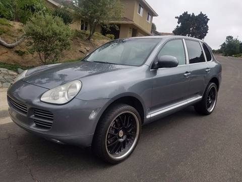 2005 Porsche Cayenne for sale at Iconic Coach in San Diego CA