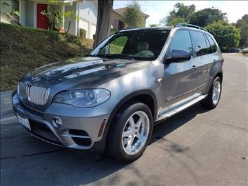 2012 BMW X5 for sale at Iconic Coach in San Diego CA