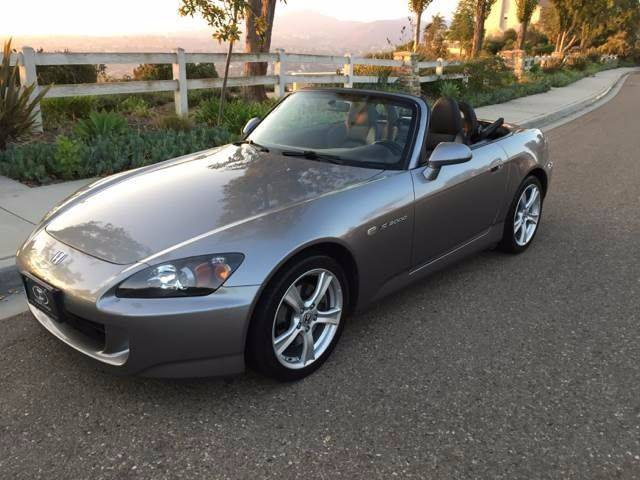 2008 Honda S2000 for sale at Iconic Coach in San Diego CA