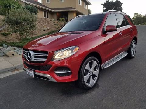 2016 Mercedes-Benz GLE for sale at Iconic Coach in San Diego CA