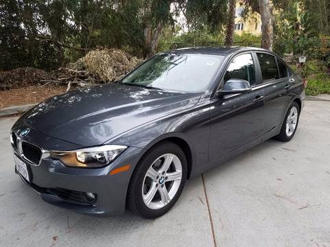 2013 BMW 3 Series for sale at Iconic Coach in San Diego CA