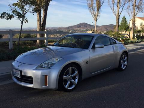 2006 Nissan 350Z for sale at Iconic Coach in San Diego CA
