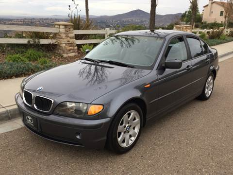 2002 BMW 3 Series for sale at Iconic Coach in San Diego CA