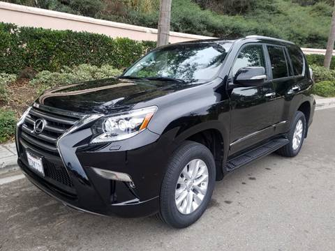 2014 Lexus GX 460 for sale at Iconic Coach in San Diego CA