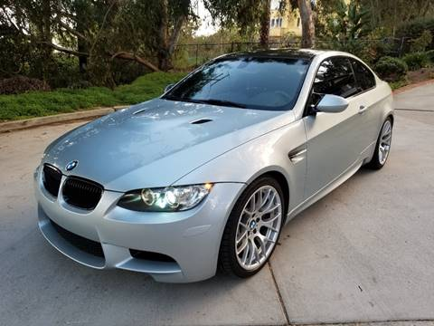 2011 BMW M3 for sale at Iconic Coach in San Diego CA