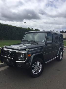 2013 Mercedes Benz G Class For Sale In San Diego, CA