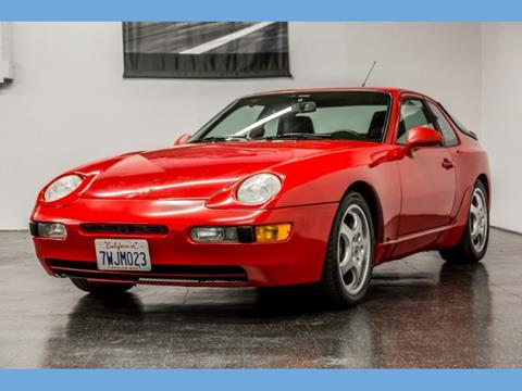 1993 Porsche 968