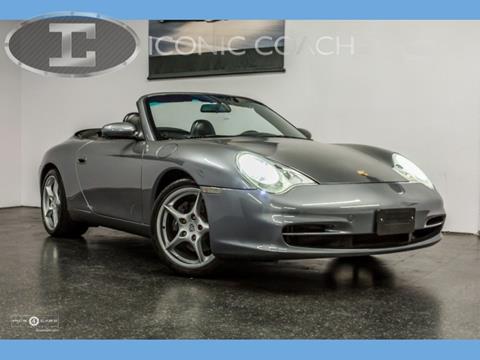 2002 Porsche 911 for sale in San Diego, CA
