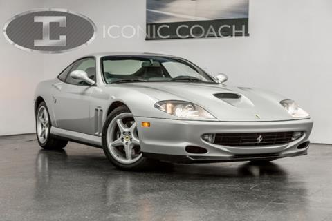 2000 Ferrari 550 for sale in San Diego, CA