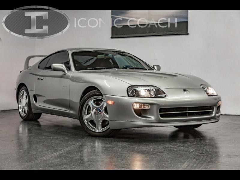 1998 Toyota Supra Turbo