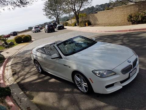 2013 BMW 6 Series for sale at Iconic Coach in San Diego CA