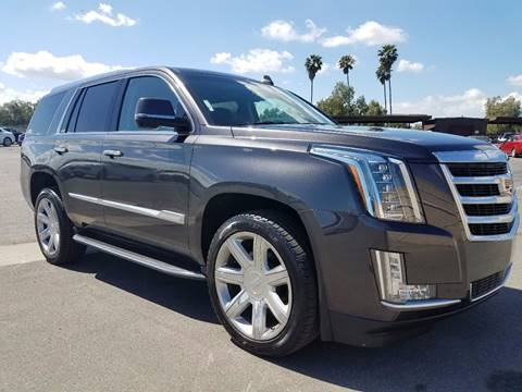 2016 Cadillac Escalade for sale at Iconic Coach in San Diego CA