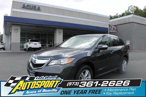 2015 Acura RDX for sale in Denville, NJ