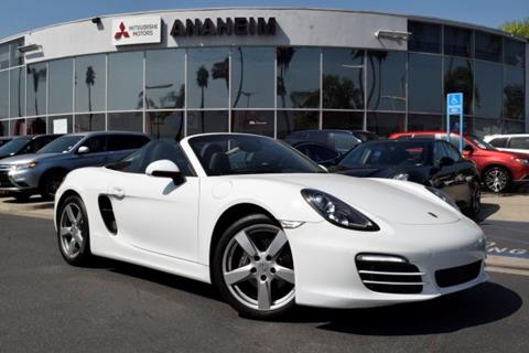 2014 Porsche Boxster for sale in Anaheim, CA
