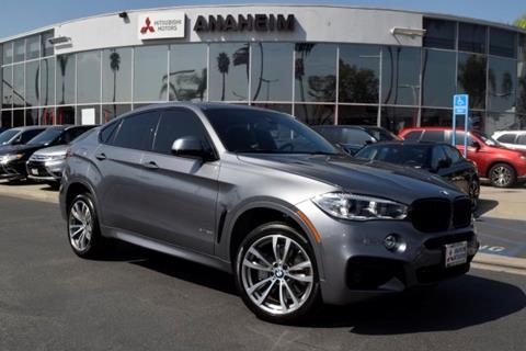2017 BMW X6 for sale in Anaheim, CA