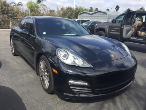 2012 Porsche Panamera for sale in Anaheim, CA