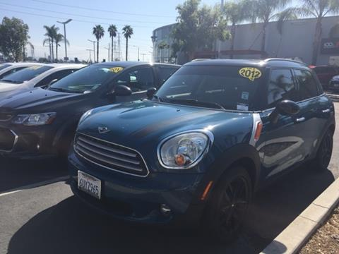 2012 MINI Cooper Countryman for sale in Anaheim, CA