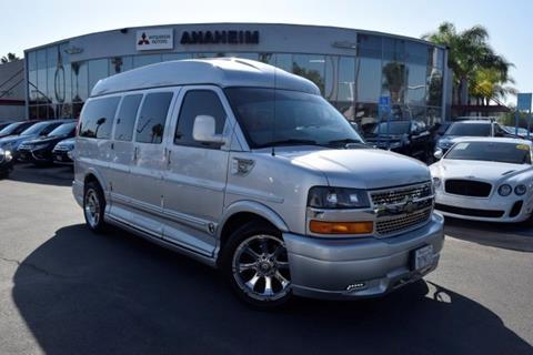 2015 Chevrolet Express Cargo for sale in Anaheim, CA