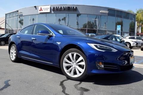2016 Tesla Model S for sale in Anaheim, CA