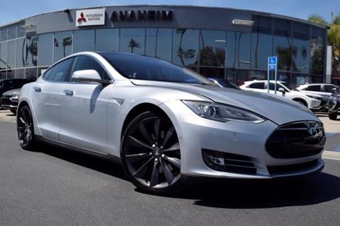 2015 Tesla Model S for sale in Anaheim, CA
