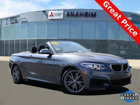 2016 BMW 2 Series for sale in Anaheim, CA