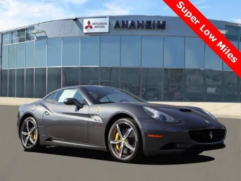 2014 Ferrari California for sale in Anaheim, CA