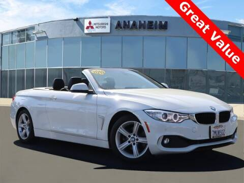 2015 BMW 4 Series for sale in Anaheim, CA