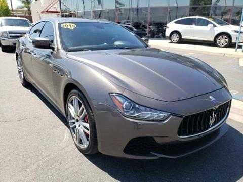 2016 Maserati Ghibli for sale in Anaheim, CA