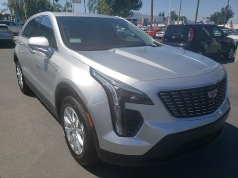 2019 Cadillac XT4 for sale in Anaheim, CA