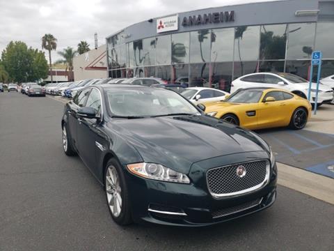 2014 Jaguar XJ for sale in Anaheim, CA